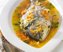 Secondi piatti a base di pesce
