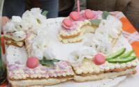 torta per il compleanno di mia figlia