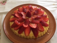 Torta di fragole_Simona