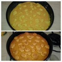 Interno della torta