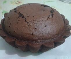 Torta Morbidosa con cacao e nutella