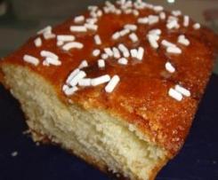 Plumcake con la marmellata