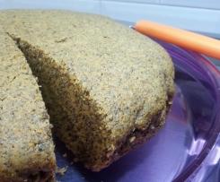 torta di zucca e grano saraceno