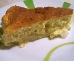 TORTA-SOUFFLÉ ALLE PERE