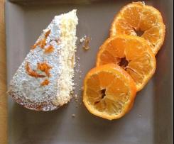 Torta Morbidosa al mandarinetto ( Div. Adda)
