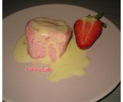 Soufflè Fragole & Crema Inglese