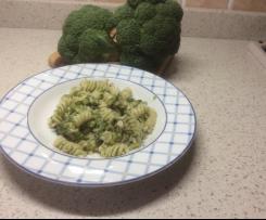 Pasta risottata con broccoli e acciughe