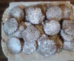 Biscotti alla crusca di grano con cacao