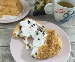 Cloud bread, una nuvola di pane dolce