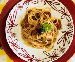 Spaghetti alla San Guannella