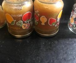 marmellata di fichi e zenzero