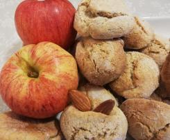 Biscotti deliziosi mandorla e mela - CONTEST MELE