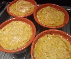 Tortini di amaranto