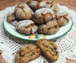 Biscotti nocciolosi (contest ricette energetiche)
