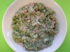 Spatzle agli spinaci e