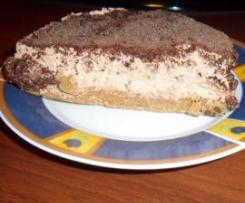 Cheese cake al cioccolato