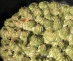 Purè di broccoli e patate