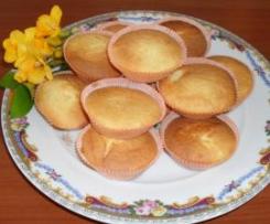 maddalene con crema al limone
