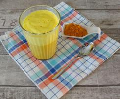 LATTE D'ORO o GOLDEN MILK con latte vegetale