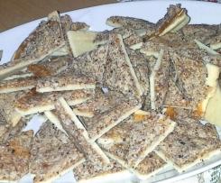 Triangoli di noci (biscotti per natale)