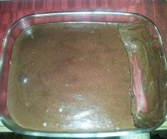 Mousse al cioccolato (con cioccolato uovo di Pasqua)
