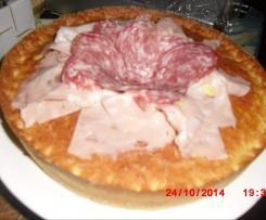 Corona al formaggio