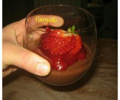 Chia Pudding Fragola & Cioccolato Vegan -contest budini-