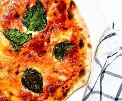 Pizza napoletana Sorbillo in padella