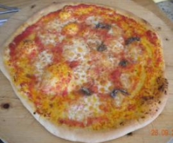 PIZZA AI CEREALI