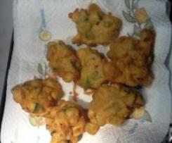 fritelle di zucchine
