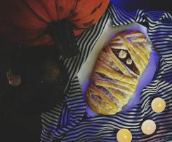 Strudel-mummia di zucca e cioccolato bianco - Staffetta Halloween