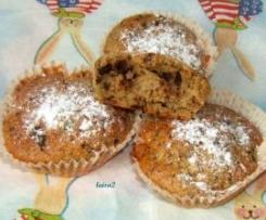 Muffin con zucchine (dolci)