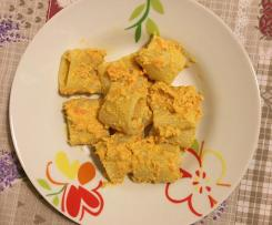 Mezze maniche alla crema di tonno e carote
