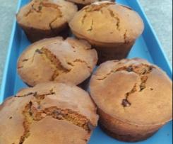 Muffin di quinoa vegani
