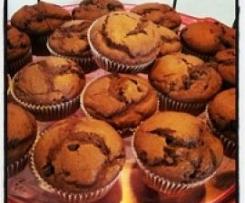 Muffin ciocco-rico