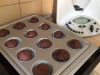 Muffin al cacao amaro light