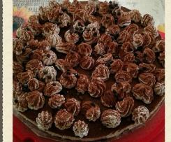 Cheesecake chocomoca