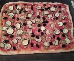 Pizza al Kamut o farro