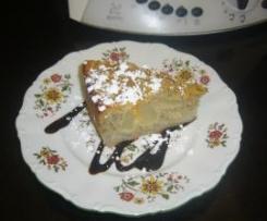 torta di pere con grano saraceno (facilissima)