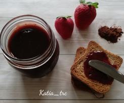 Confettura di fragole, zenzero e cacao - Contest 7 ingredienti