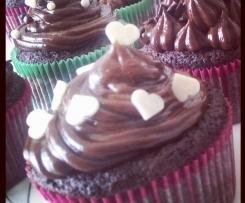 Cupcakes Dark Chocolate