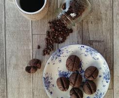 Biscotti al caffè senza glutine