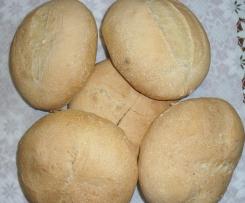 Panini con pasta cresciuta