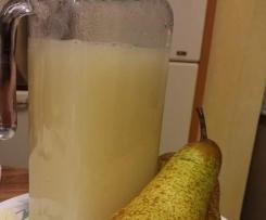 Succo di frutta alla pera pastorizzato