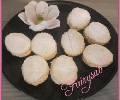 Pasticcini Delizia - contest dolci della nonna-