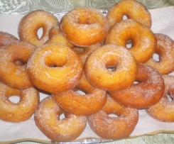 Ciambelline o graffe senza glutine