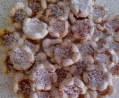 Fiorellini di pasta Brisè