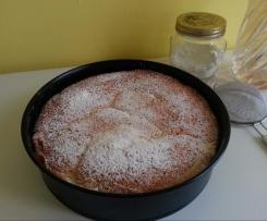 Torta Cuore di Crema Pasticcera