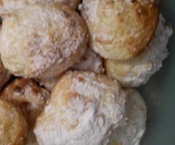 Nuvole di cocco e cioccolato bianco