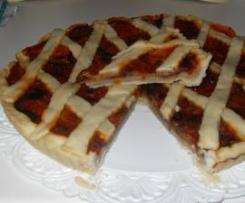 Crostata parmigiana